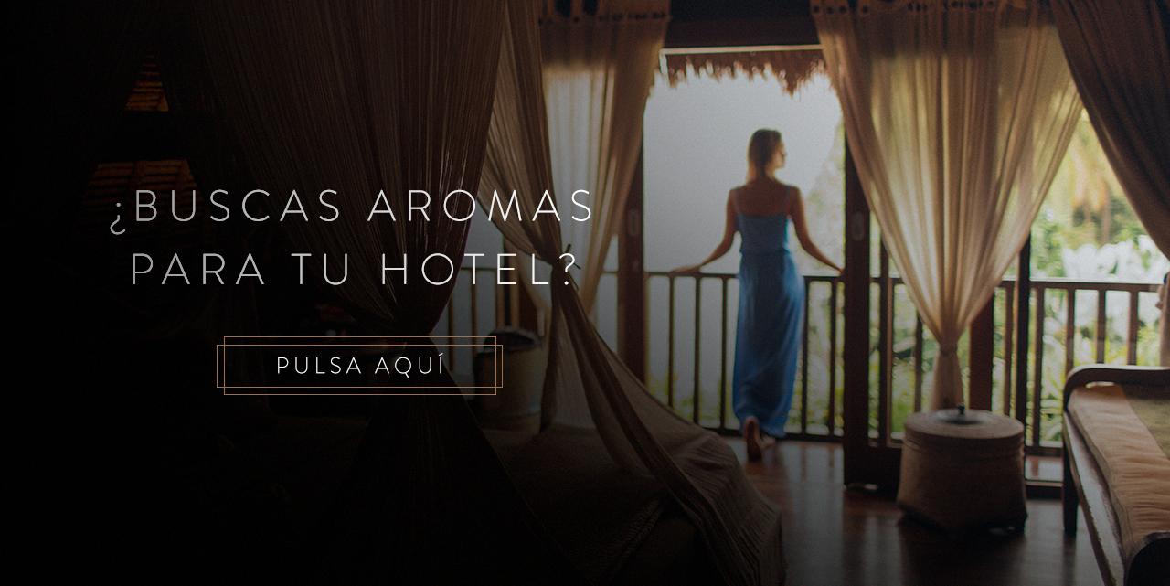 aromas para hoteles