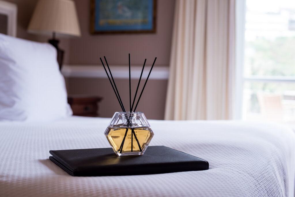 aromatizar hotel