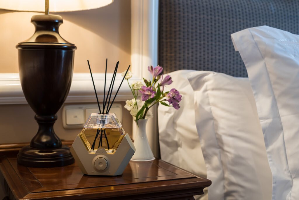 marketing olfativo hotel