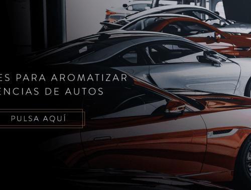 aromatizacion de agencias de autos