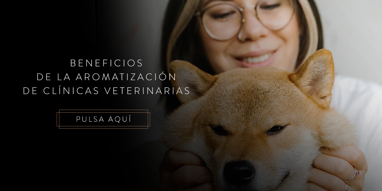 aromatizacion de clinicas veterinarias.