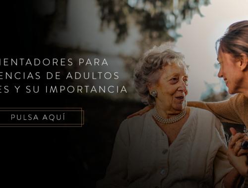Ambientadores para residencias de adultos mayores